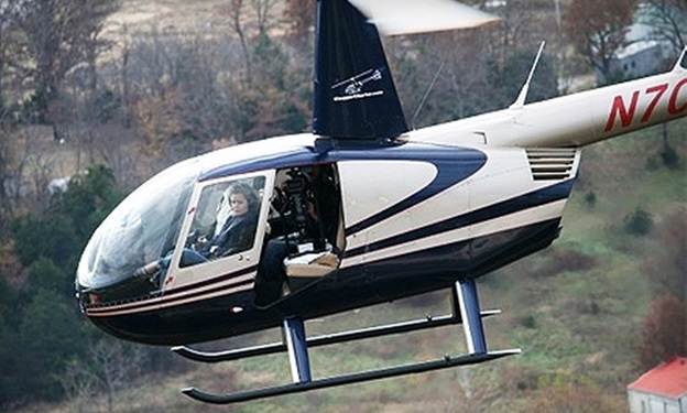 Chopper Charters Branson Helicopter tour