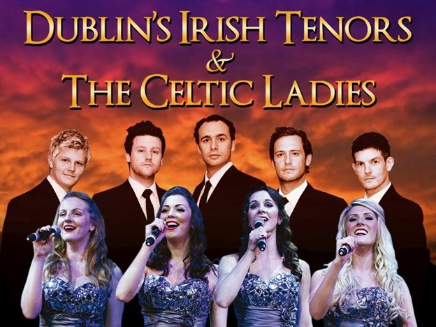 Dublin Irish Tenors and the Celtic Ladies