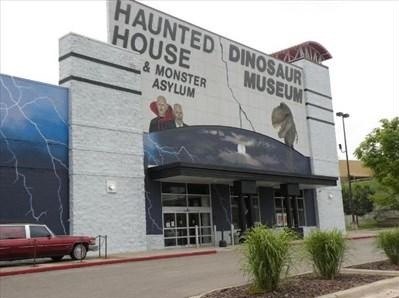 Haunted House and Monster Asylum