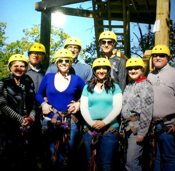 Indian Point Zipline Adventure Tour