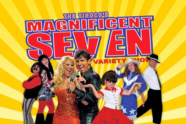 Magnificent 7 Variety Show in Branson