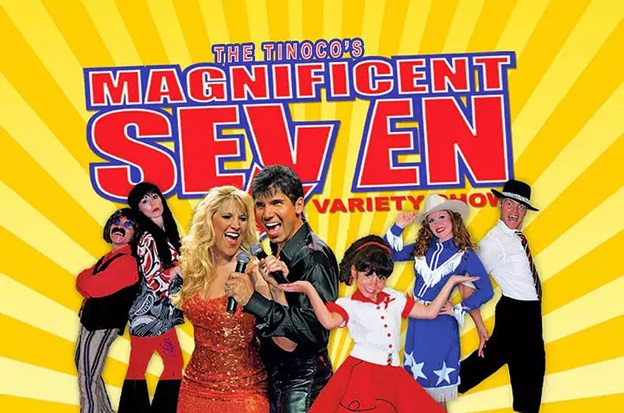 The Magnificent Seven at Hamner Variety Theater