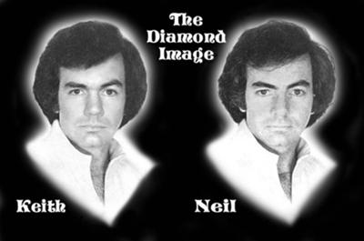 Neil Diamond Tribute Logo