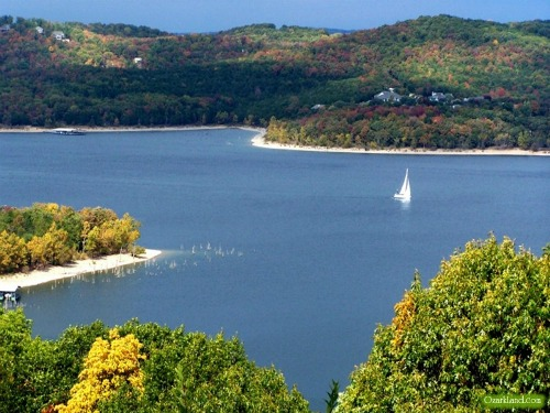 Branson Lakes (Table Rock lake photo)